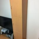 背の高い収納3段