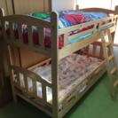 子供用二段ベッド