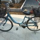 【壊れています】パナソニック電動アシスト自転車