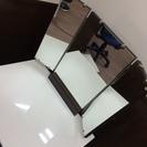 カプリ 三面鏡 ドレッサー