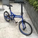 fordの折りたたみ自転車 美品