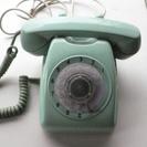 ②ダイヤル電話機 601-A2