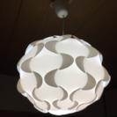 【値下げ】IKEA ライト(吊り下げ照明)丸型