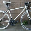 【交渉中】Grandir 白の ロードバイク