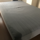 ニトリのセミダブルベッド