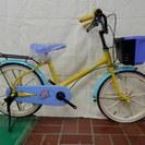 子供自転車 18インチ・ブリジストン未使用車(中古車として出品します)