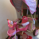 ☆ キティちゃんの三輪車☆