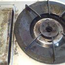 古いプロパンガステーブル無料で - 川越市