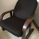 高座椅子 《高さ、背もたれ調節可能》