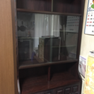 本棚、食器棚、多目的棚 あげます!