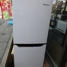 N382 ハイセンス 冷凍冷蔵庫 HR-D1301 2014年製