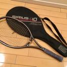 テニスラケット(ミズノSIRIUS+10)☆ケース付☆