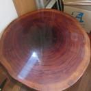 民芸木テーブル