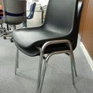 パイプ椅子2脚差し上げます。