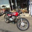 1971年式トレールボス(逆輸入)100cc 2スト