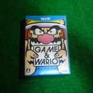 Wii U ゲーム&ワリオ