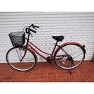 昨年12月購入 27インチ自転車 TS保険付き 東京 浅草から