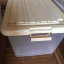 プラスチック収納BOX