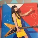 miwa CD 「360°」お譲りいたします!!