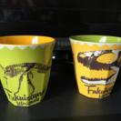 福井恐竜博物館メラミンカップ