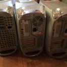 PowerMac G4 ジャンク扱い - 家電