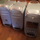 PowerMac G4 ジャンク扱いの画像