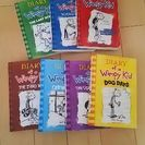 DIARY of a Wimpy Kid 英語版 ①~⑦