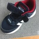 adidasの靴 14センチ