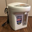 【1万円相当】象印 電動ポット2.2L ホワイト CD-XC22-WA