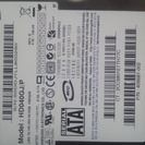 HDD 40G サムスン  HD040GJ/P