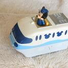 電池不要でスピード早!ディズニーリゾート号ミッキーマウスのプッシュ...