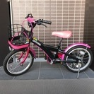 人気商品 OUTDOOR 16inch 幼児用 自転車 女の子向け