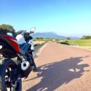 バイクの季節