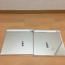 0円!IKEAのミラー 未使用2点