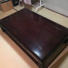 和室に合う座卓