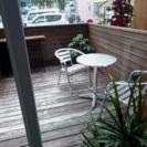 ガーデン テーブル チェアーセット