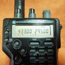 トランシーバ STANDARD C620