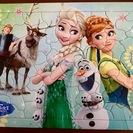 アナと雪の女王 パズル 80ピース