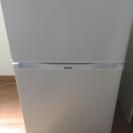 Haier 冷凍冷蔵庫 91L 2016年製