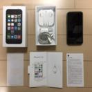 au版 iPhone5s 64GB スペースグレイ NE338J/...