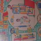 折り畳み式!1台4役☆ジャングルジム+すべり台+ブランコ+鉄棒(W...