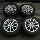 【中古】スタッドレスタイヤ&ホイール 16インチ アウディ、VW、ベンツ