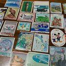 糊落ちほぼ未使用切手2670円分ミッキー新幹線開通記念日豪交流年など