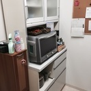 【10000円に値下げ】食器棚