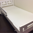 IKEA子供用ベッドです
