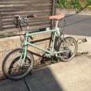BIANCHIビアンキ自転車ミニベロGIANT