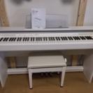 【電子ピアノ】カシオ PX-750WH 2013年製 (高低イス ...