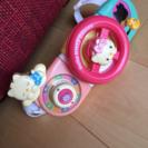 ベビーカー用 装着 おもちゃ