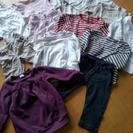 女の子お洋服14点セット 80から90サイズ