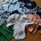 男の子お洋服11点&パジャマ上下セット2点 サイズ80から90